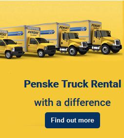 storage gainesville, florida, truck, rental, penske