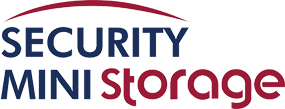 storage gainesville, security mini storage, logo